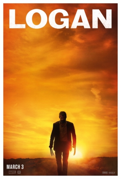Logan 2017 Movie Poster