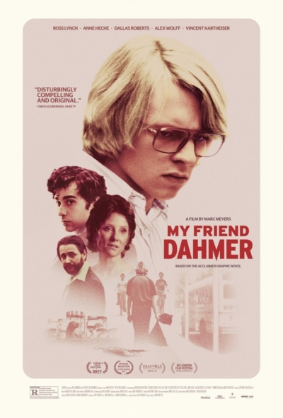 My Friend Dahmer 2017 Movie Poster