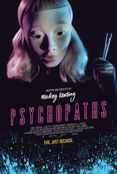 Psychopaths 2017 Movie Poster