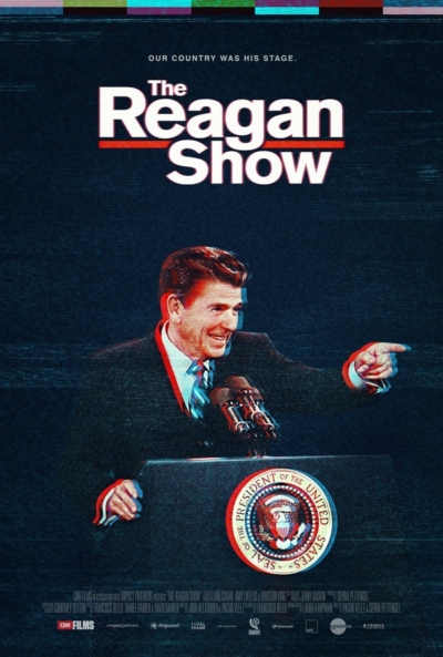The Reagan Show 2017 Movie Poster
