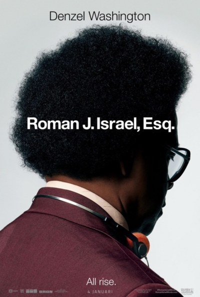 Roman J. Israel Esq. 2017 Movie Poster