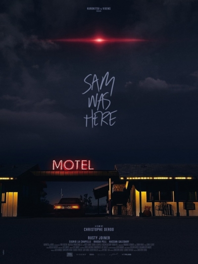Sam Was Here 2017 Movie Poster