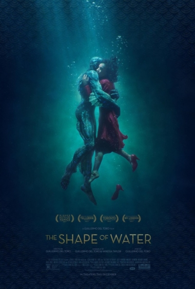The Shape of Water 2017 Movie Poster