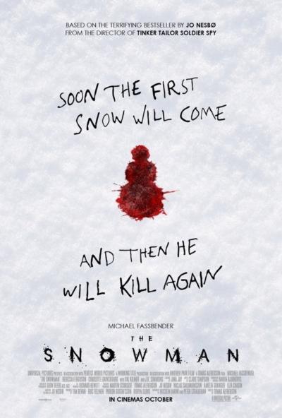 Snowman 2017 Movie Poster