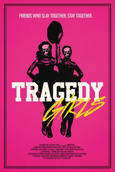 Tragedy Girls 2017 Movie Poster