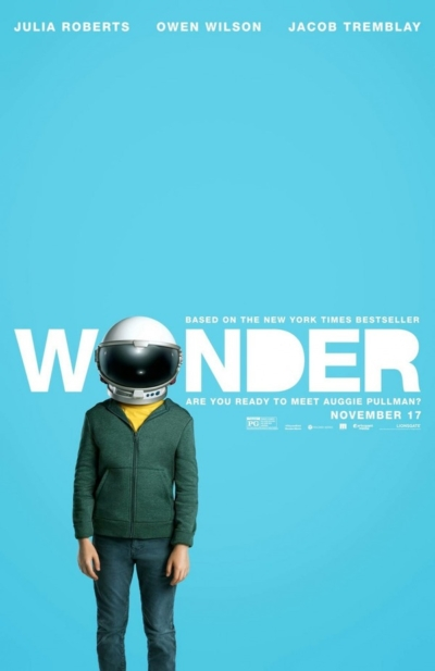 Wonder 2017 Movie Poster