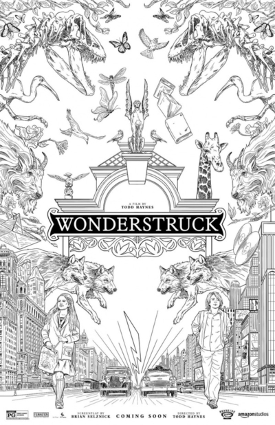 Wonderstruck 2017 Movie Poster