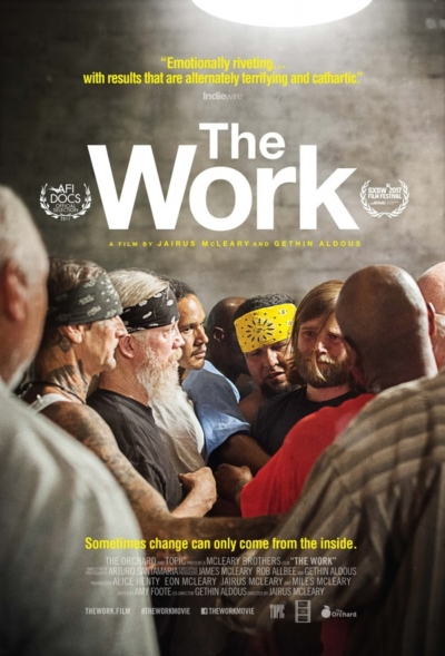 The Work 2017 Movie Poster